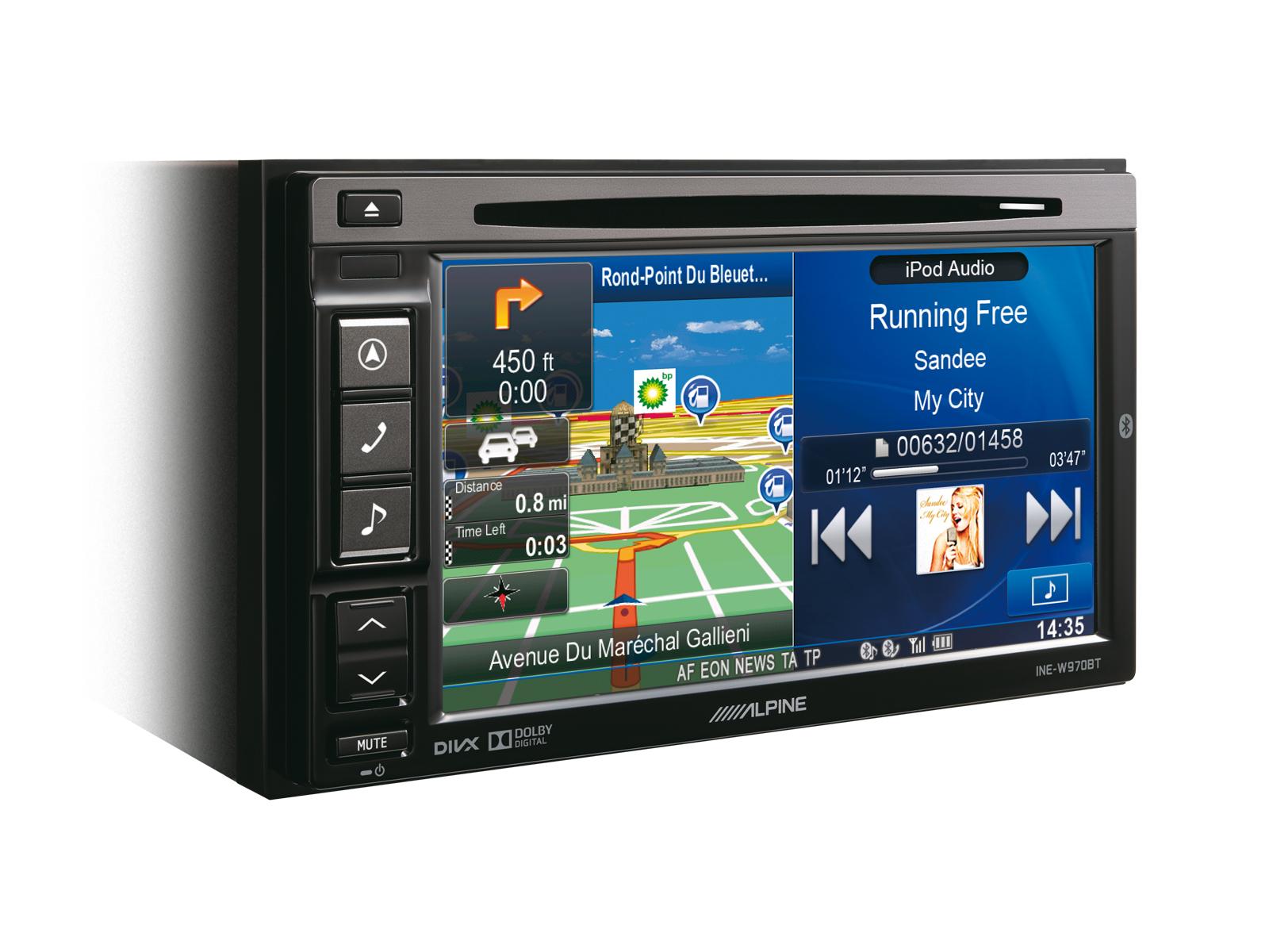 Alpine INE-W970BT Sistema de navegación avanzado Comprar Buy