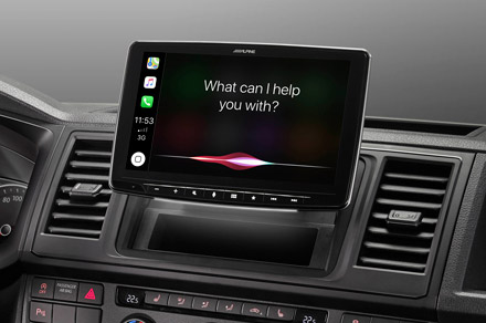 Alpine iLX-F903D - Voice Assistants