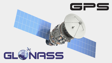 GPS and Glonass Compatible - INE-W710D