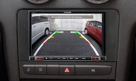Drive-Assist Cameras - X803D-A3