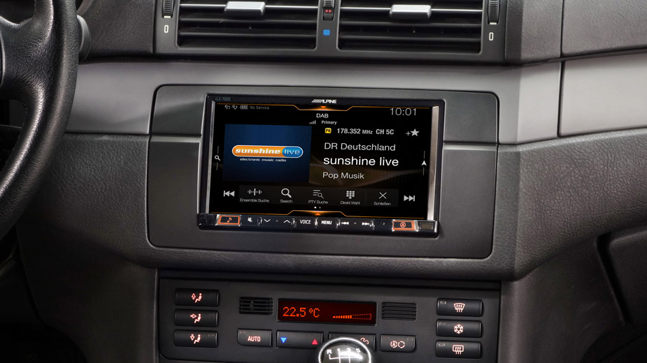 Autoradio jvc para Skoda Fabia 2 mp3 USB android iphone kit de integracion