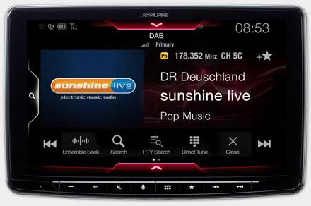iLX-F903DU - Built-in DAB+ Digital Radio