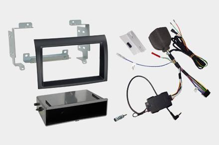 iLX-F903DU - 1DIN installation kit included