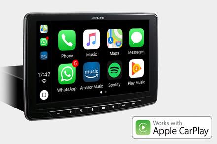 iLX-F903DU - Works with Apple CarPlay
