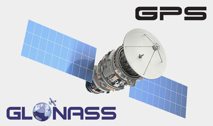 GPS and Glonass Compatible - INE-W710ML
