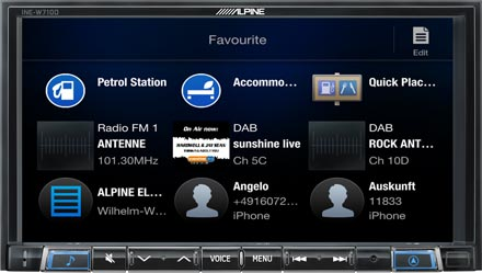 Mercedes ML/GL - Favourites  - INE-W720ML