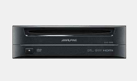 Golf 6 - DVD Player DVE-5300G