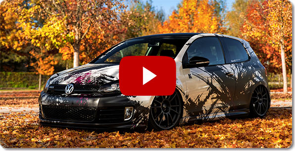 Navegación Alpine Style para Volkswagen ( VW Golf 6 ) | Videos